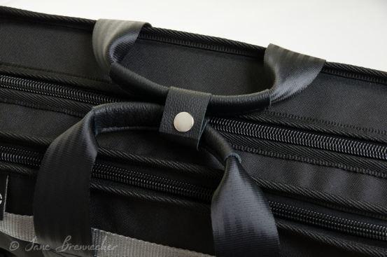 clarinet case detail