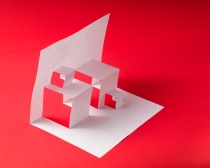 2019 07 white paper cubes 1